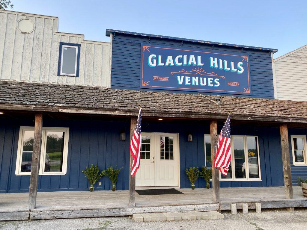 Glacial Hills Venues